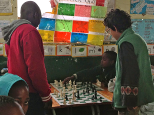 Learning the skills of chess