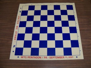 9-11 Chess Board
